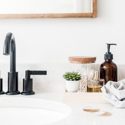 The bathroom can be your clean sanctuary. Just start with these essential bathroom organization tips and creative storage ideas, even for a tiny bathroom.