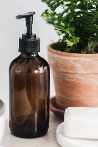 Learn how to make DIY cleaning solutions at home for an easy, green alternative to chemical-based products, including laundry detergent and oven cleaner!