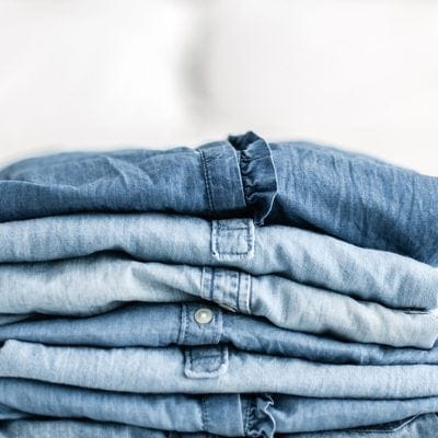 Don't throw out those old clothes! Here are 5 clever things you can do give new life to your unwanted clothes the next time you're cleaning out your closet.