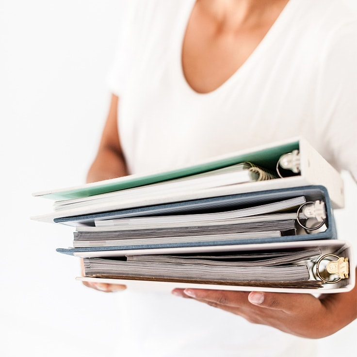 10 Simple Ways to Reduce Paper Clutter Today