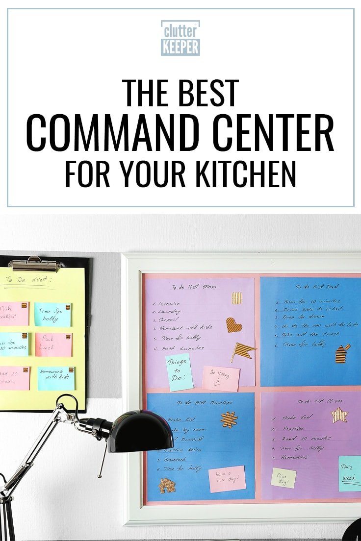 The best command center for your kitchen.