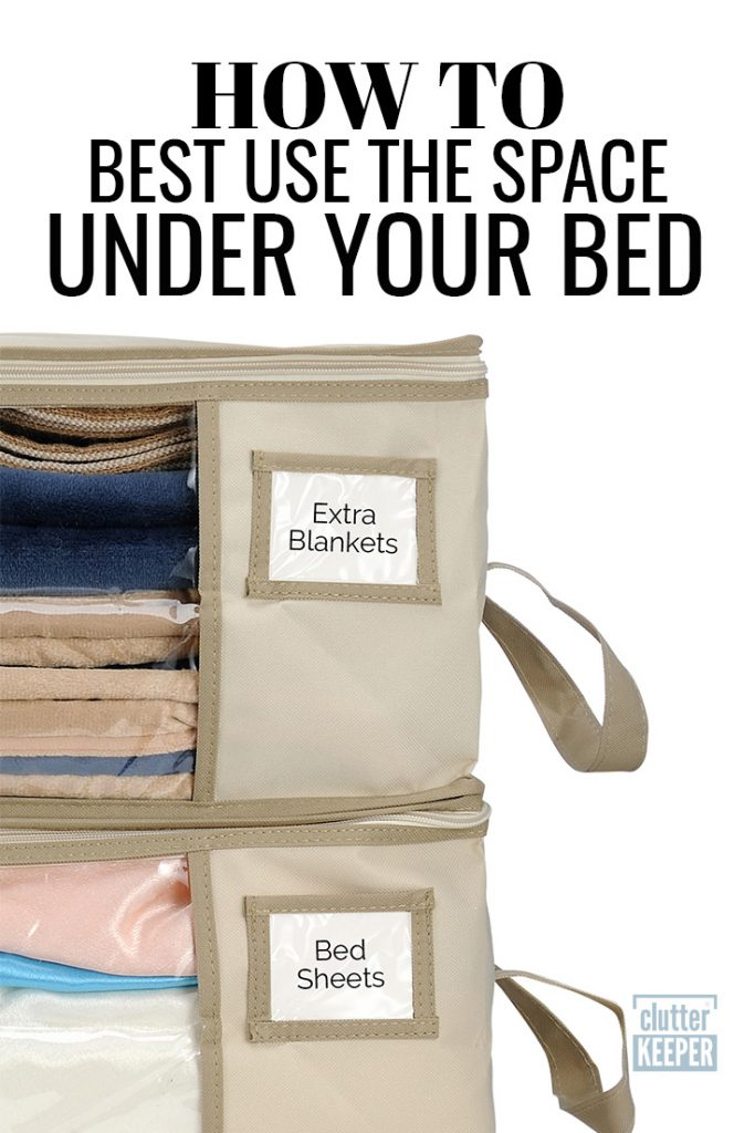 How do you clean and organize your bedroom? Use this guide, it has everything! Read step-by-step bedroom organization instructions and small space hacks including using the space under your bed for storage.