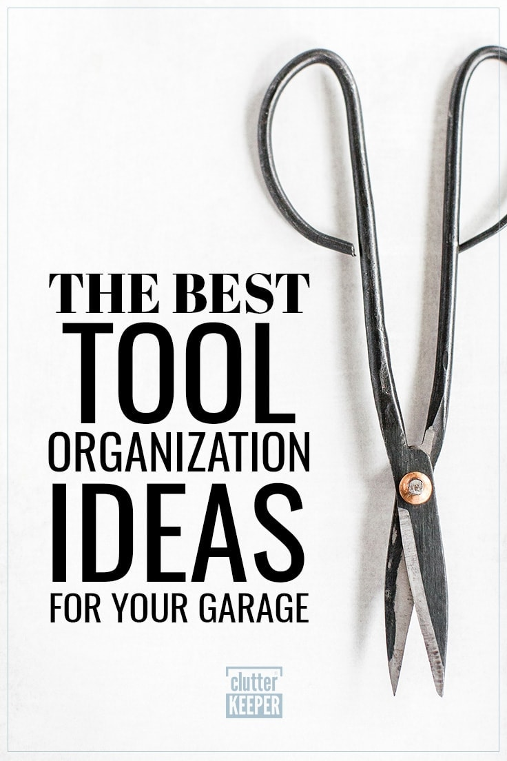 Finding ways to organize your tools can be tough. Discover some easy tool organization ideas and learn how you can transform the space in your garage.