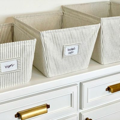 The Very Best Home Organization Ideas from Lisa at Neat Freak McKinney Featured on ClutterKeeper.com