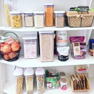 The Very Best Home Organization Ideas from Rachel at A Beautiful Mess 101 Featured on ClutterKeeper.com