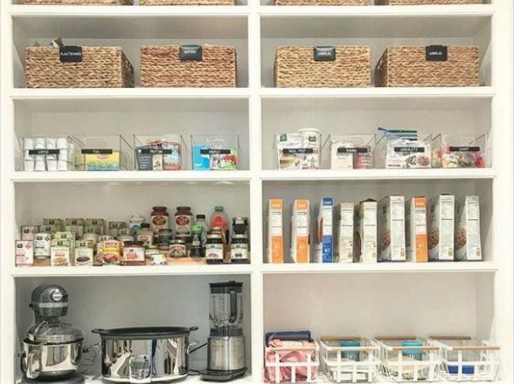 The Very Best Home Organization Ideas from Valerie at Neat Method Featured on ClutterKeeper.com
