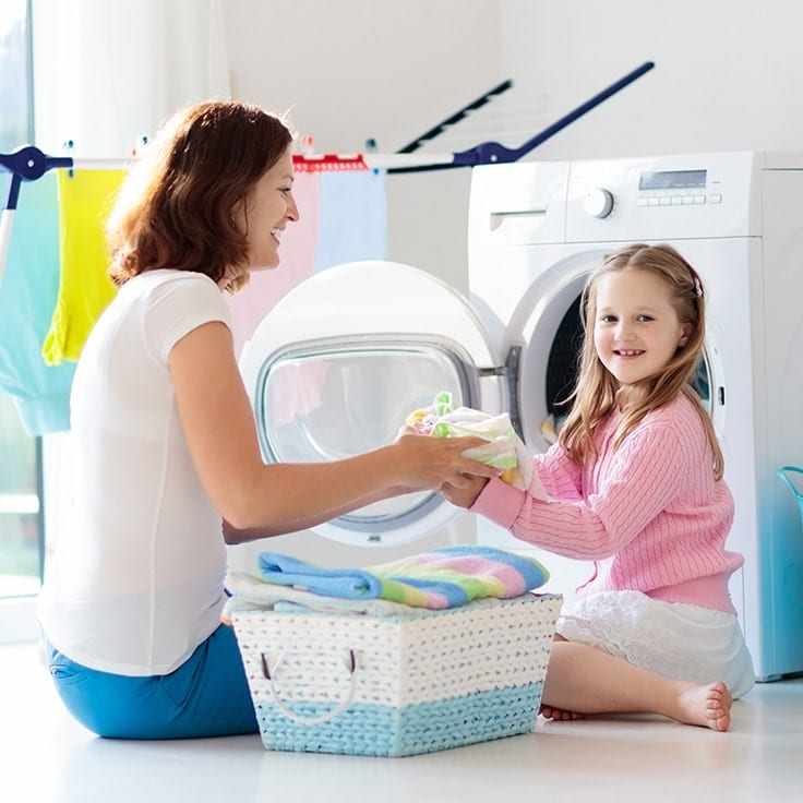Laundry and Kids: Your Complete Guide