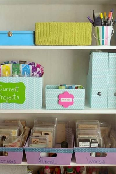 The Very Best Home Organization Ideas from Susan at Organized 31 featured on Clutter Keeper