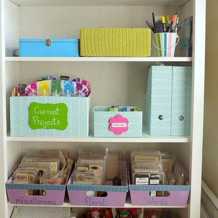 Susan from Organized 31: Ideas from a Military Mom