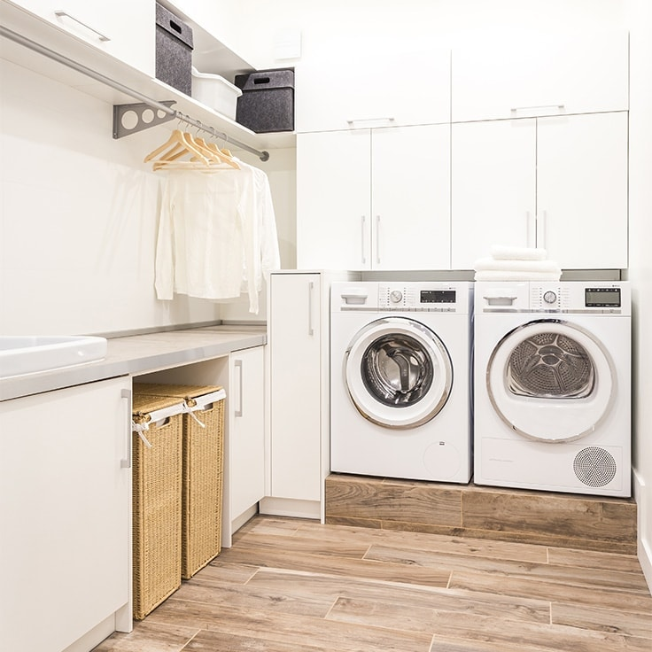 Essential Laundry Room Cabinets Ideas Clutter Keeper