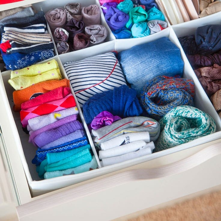 How to Organize Your Drawers: Everything You Need to Know