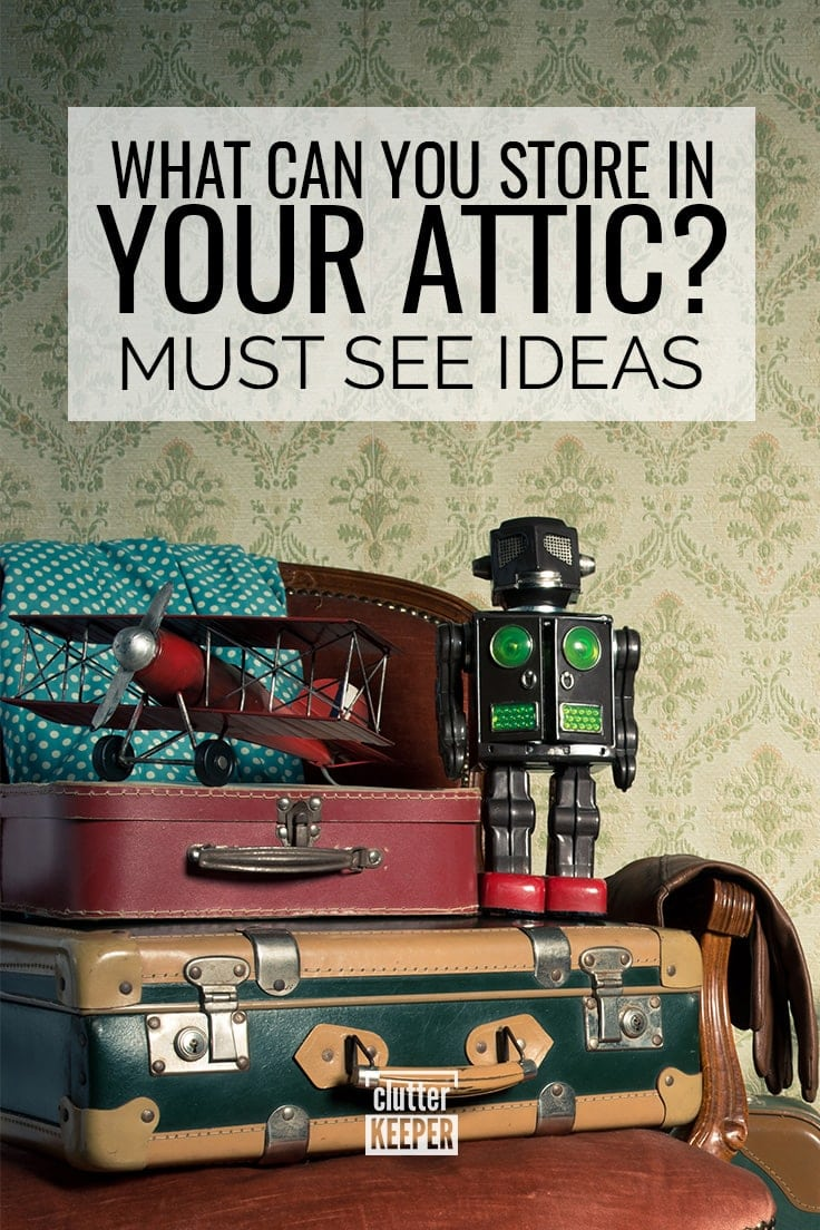 What Store in Your Attic? Must See Ideas