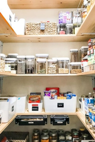 Leigh From Suddenly Simple Organizing: Stylishly Organized Spaces