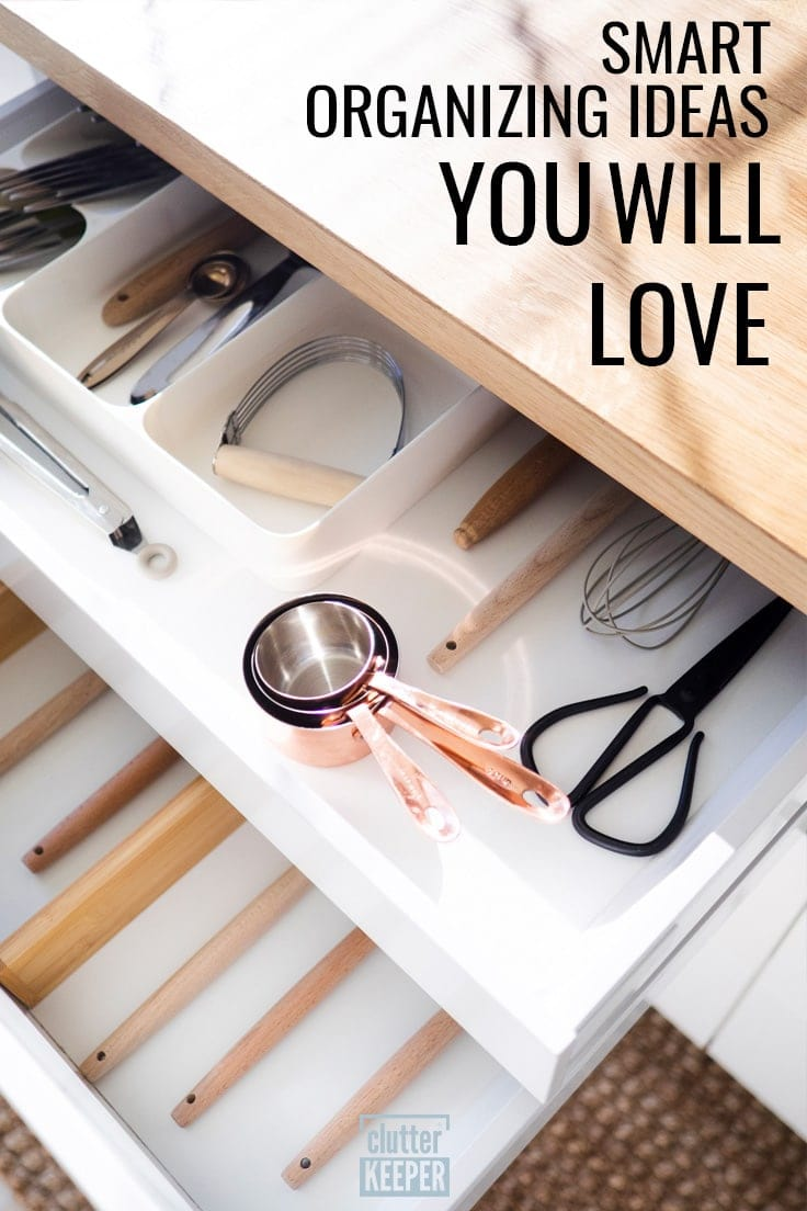 Smart Organizing Ideas You Will Love