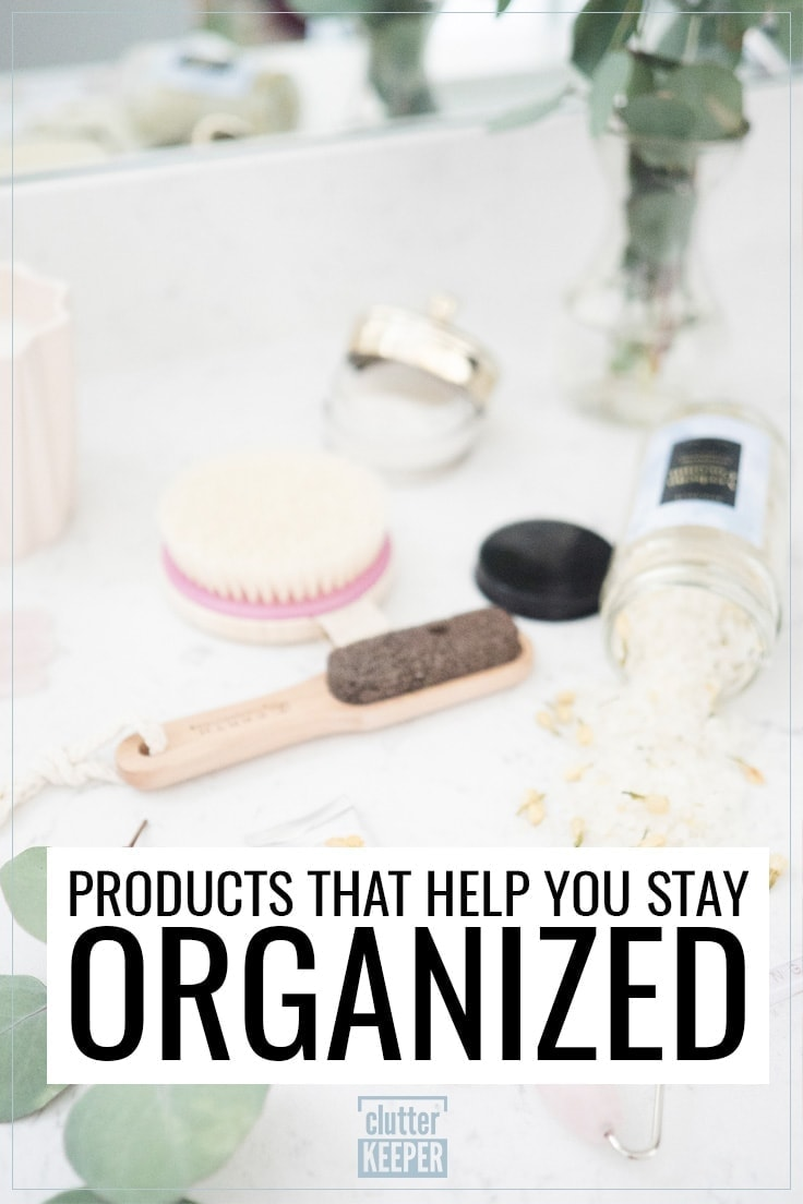 Products that Help You Stay Organized