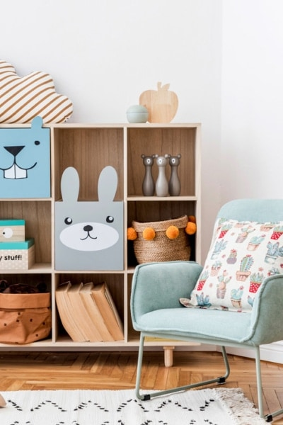 How to Teach Kids to Organize While They Are Home This Summer