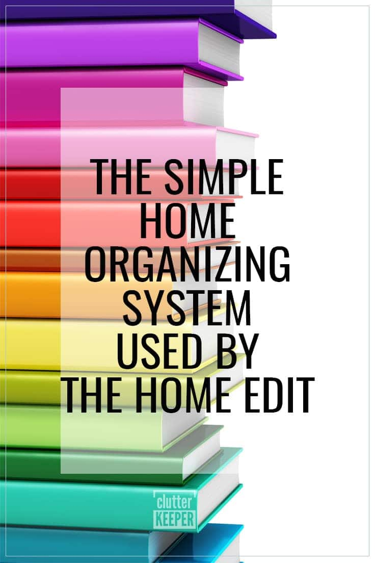 The simple home organizing system used by The Home Edit